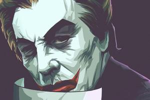 Old Joker 4k Wallpaper