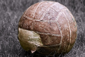 Old Ragged Football