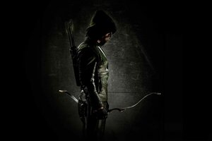 Oliver Queen As Green Arrow