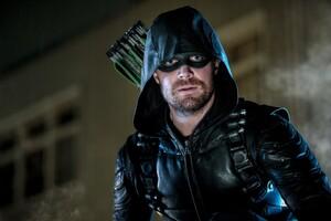 Oliver Queen In Arrow Season 6 2018