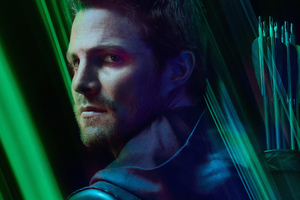 Oliver Queen In Arrow Season 8 2019 4k Wallpaper