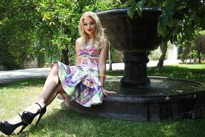 Olivia Holt Celebrity 5k