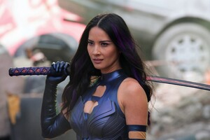 Olivia Munn in X Men Apocalypse