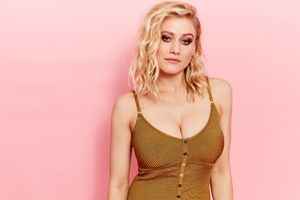 Olivia Taylor Dudley 2017 Wallpaper