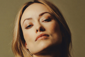 Olivia Wilde Ryan Pfluge The New York Times Photoshoot Wallpaper
