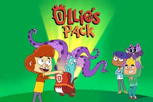 Ollies Pack Canadian Tv Series