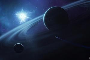 On Project Nebula Wallpaper
