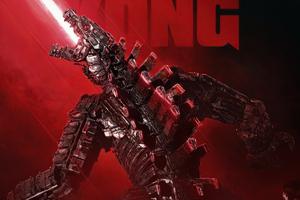 One Will Fall Godzilla Vs Kong 4k Wallpaper