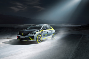 Opel Corsa E Rally Car 5k Wallpaper