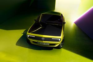 Opel Manta GSe ElektroMOD 2021 Wallpaper