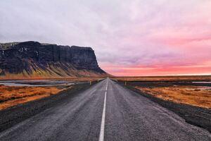 Open Road Sky 5k