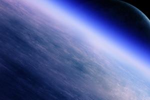 Open Space Planet 4k