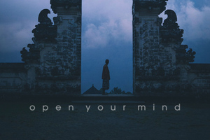 Open Your Mind Wallpaper