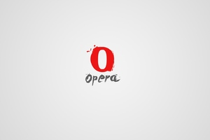 Opera Browser Art Wallpaper