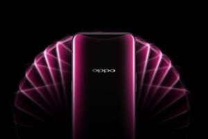 Oppo Find X 2018 Wallpaper