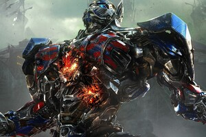 Optimus Prime Transformers Age Of Extinction