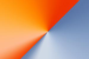 Orange Light Shine 8k Wallpaper
