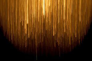 Orange Lines Abstract Geometry 4k Wallpaper