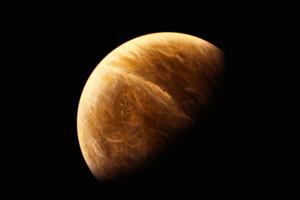 Orange Planet 5k