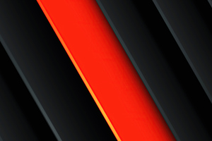 Orange Red Black Abstract 5k Wallpaper