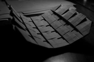 Origami Monochrome