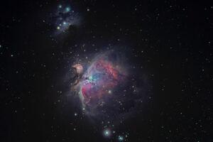 Orion Nebula 4k