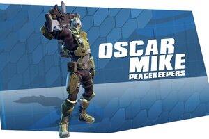 Oscar Mike Peacekeepers Battleborn Wallpaper