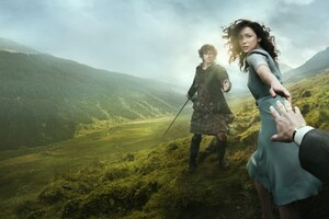Outlander Tv Show Wallpaper