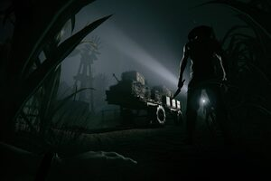 Outlast 2 Video Game Wallpaper