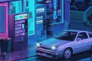 Outrun Car