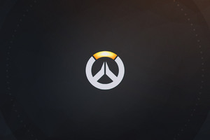 Overwatch 4k Logo Wallpaper