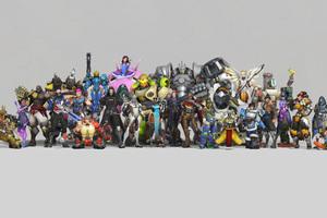 Overwatch Anniversary 8k Wallpaper