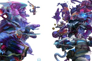 Overwatch Digital Art