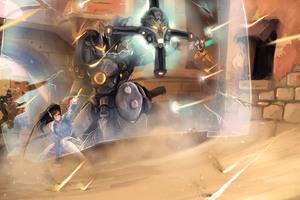 Overwatch Game Wallpaper
