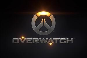 Overwatch Game Logo Wallpaper