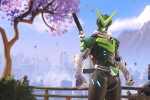 Overwatch Genji Skin Anniversary