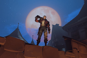 Overwatch Halloween Terror 2018 4k