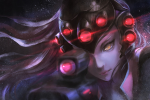 Overwatch Widowmaker