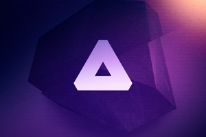 Overwerk Triangle Abstract Hd
