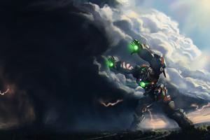Pacific Rim Storminator 5k