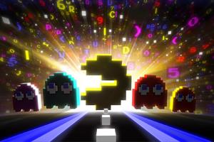 Pacman 256 Wallpaper