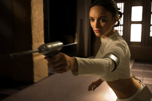 Padme Amidala Star Wars Wallpaper