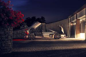 Pagani Huayra Roadster BC 2019 Wallpaper