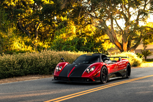 Pagani Zonda 5k 2019 Wallpaper