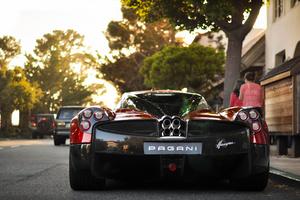 Pagani Zonda Sport Car