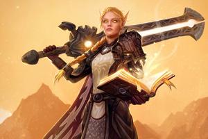 Paladin World Of Warcraft 4k Wallpaper