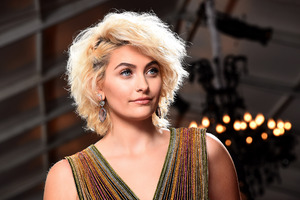 Paris Jackson Grammy 2017