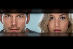 Passengers 2016 Movie Wallpaper