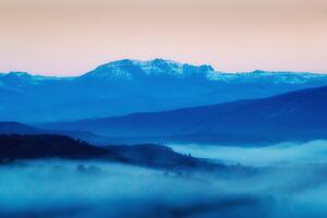 Pastel Landscape 5k