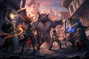 Pathfinder Kingmaker Game 2018